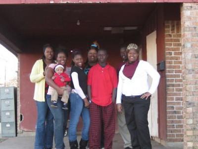 2010 02-18  Braziel family.