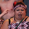 Maori singer, Ngata Ranana, Commonwealth Stage, Jubilee Family Day