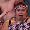 Maori singer, Ngata Ranana, Commonwealth Stage, Jubilee Family Day