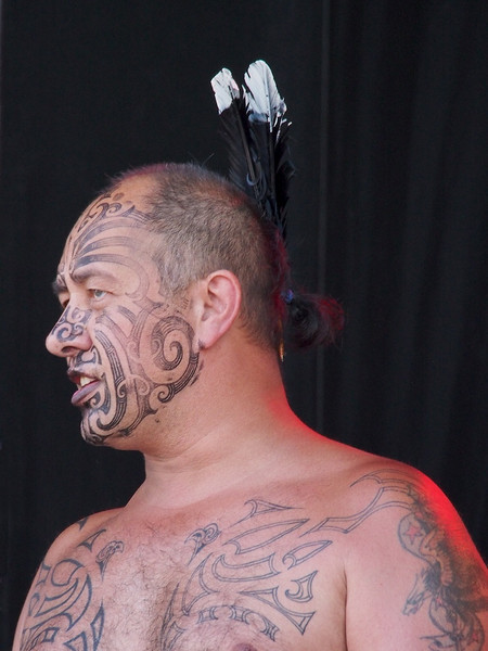 Maori, Ngata Ranana, Commonwealth Stage, Jubilee Family Day