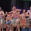 Maori haka, Ngata Ranana, Commonwealth Stage, Jubilee Family Day