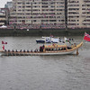 Gloriana, Thames River Pageant