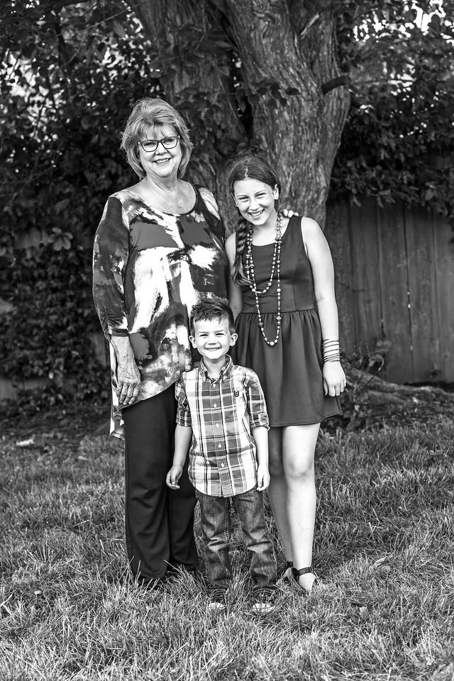 Wilkie Family 2015-29b&w