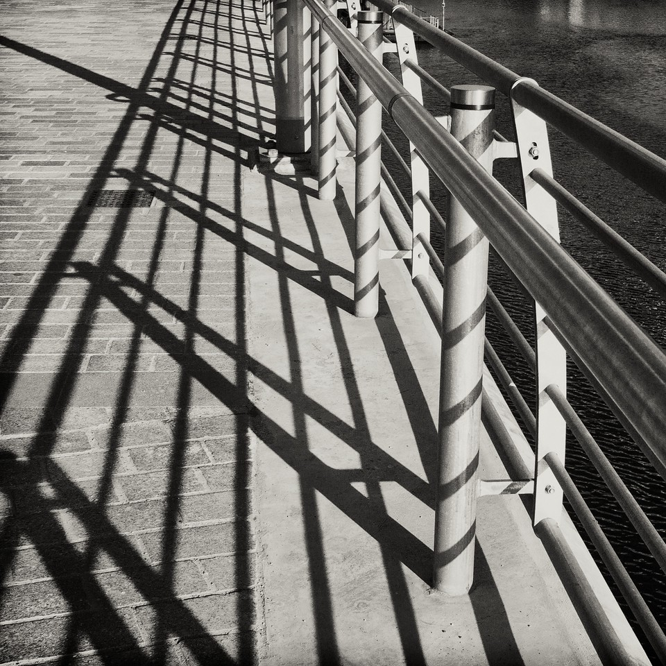 Railings - Broomielaw, Glasgow