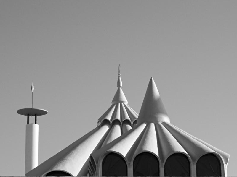 Mosque Roof<br /> <br /> Kuala Belait, Brunei