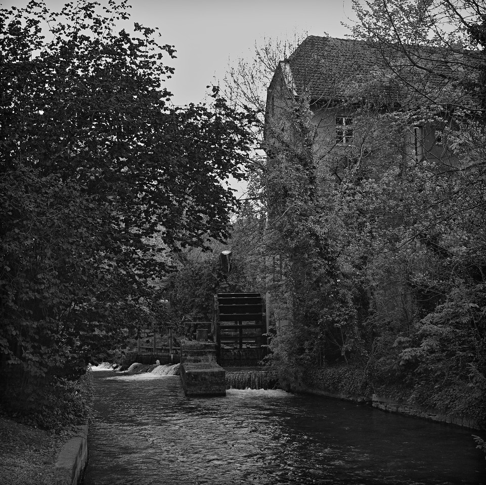 Old Mill, Paderborn