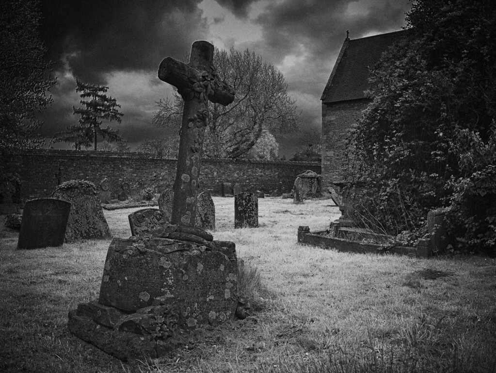 Graveyard, Westbury on Servern