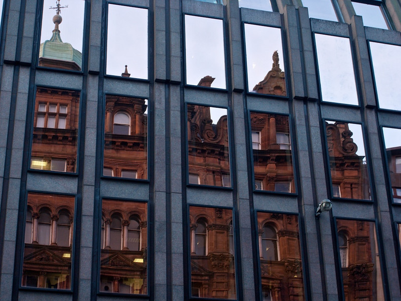 Reflections - Glasgow