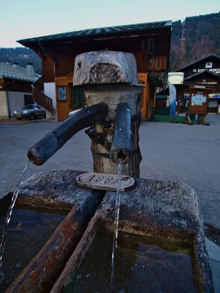 Village pump - Morzine