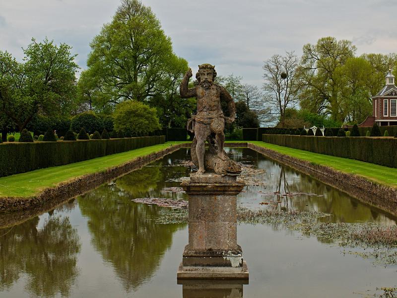 Neptune, Westbury Gardens