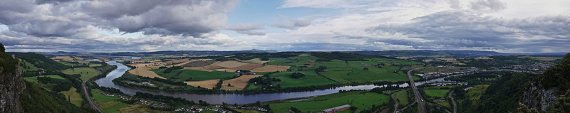 Bend of the Tay, Kinnoull Hill, Perth