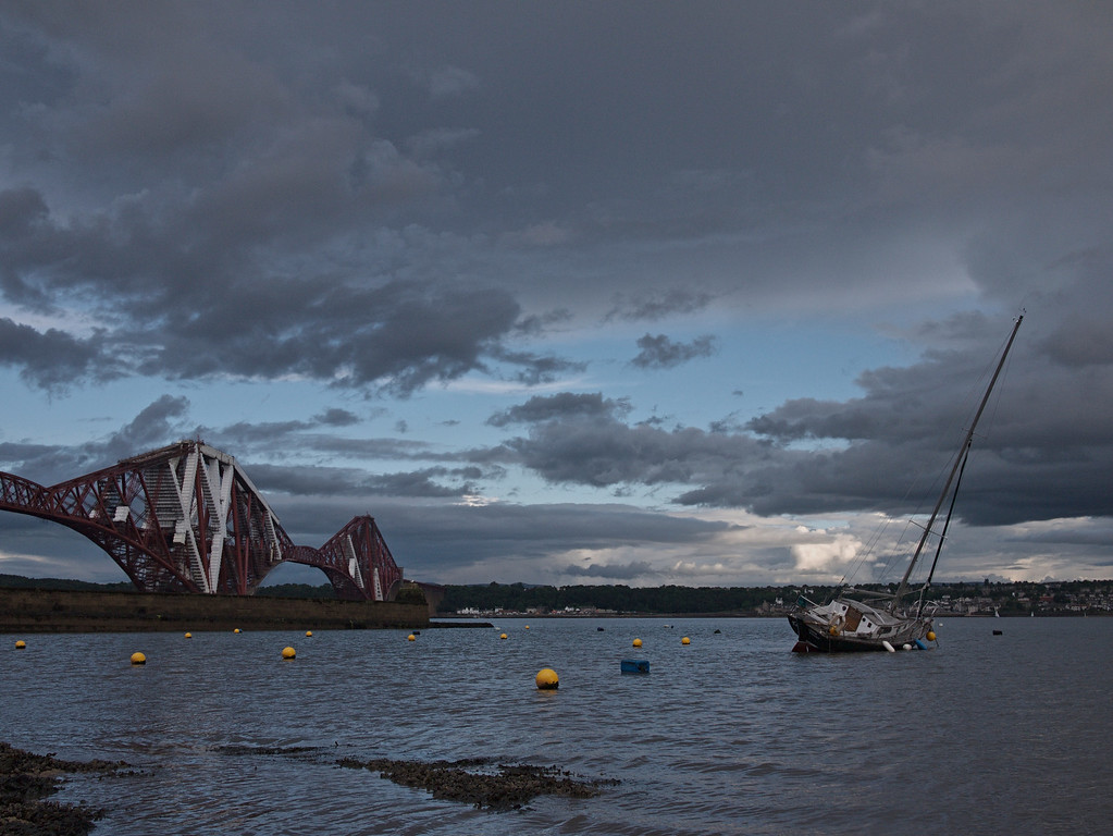 Half Tide, North Queensferry