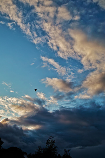 Evening Balloon