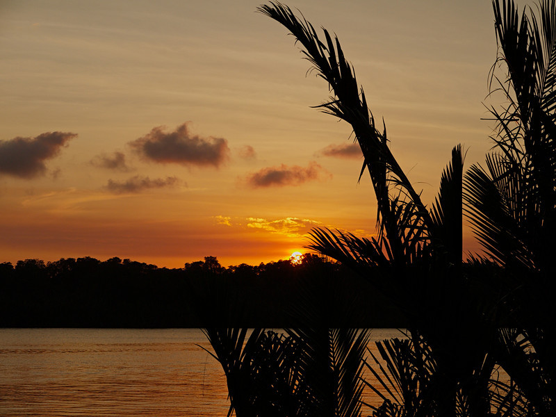 Belait River Sunset 2