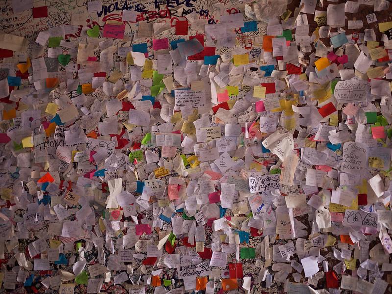 Juliet's Legacy<br /> <br /> Casa di Giulia, Verona