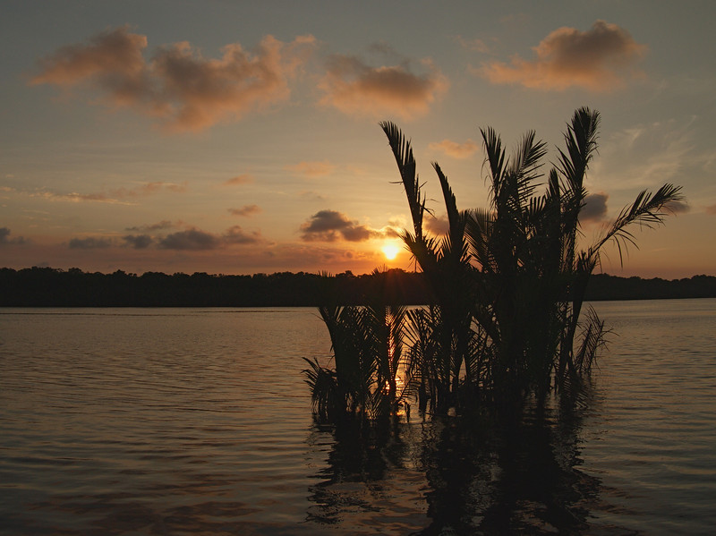 Belait River Sunset 1