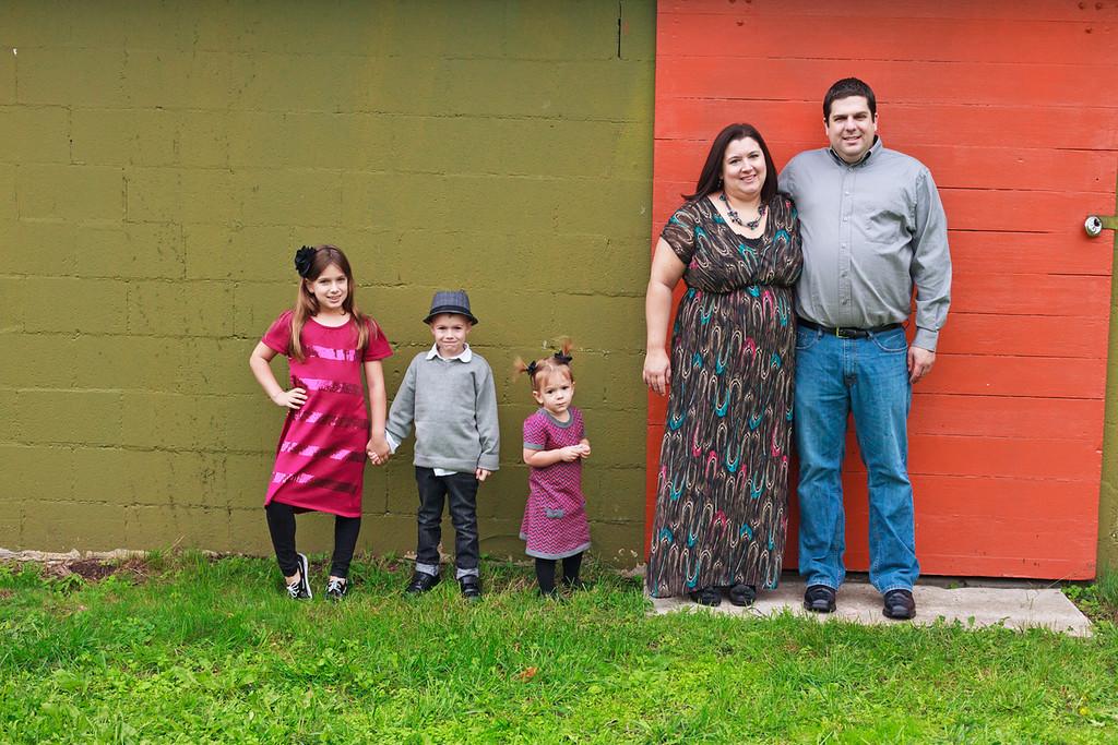 Parker Family 10-2012-2