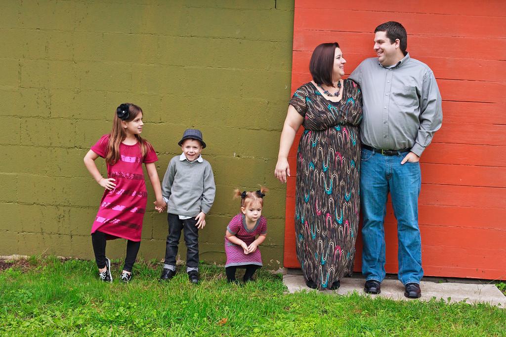 Parker Family 10-2012-3