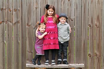 Parker family 2012