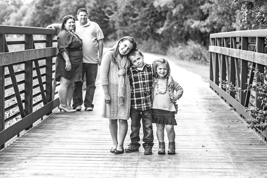 Parker Family Fall 2014-25b&w