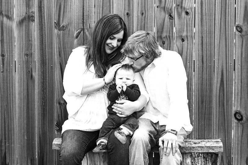 Partlow Family 4-2013-10b&w