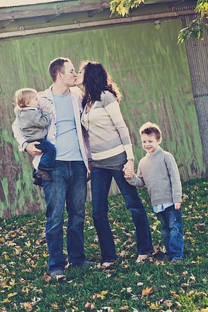 Payne family...2012