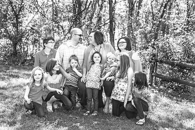 Presley Family 4-2016-2b&w