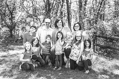 Presley Family 4-2016-38b&w
