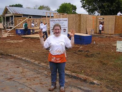 06 09 Millard & Linda Fuller Blitz Build