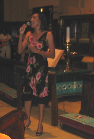 2008 09-23 Soloist at L&M Fuller Blitz Build Celebration. lcf
