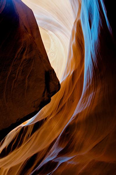 Antelope Slot Canyons