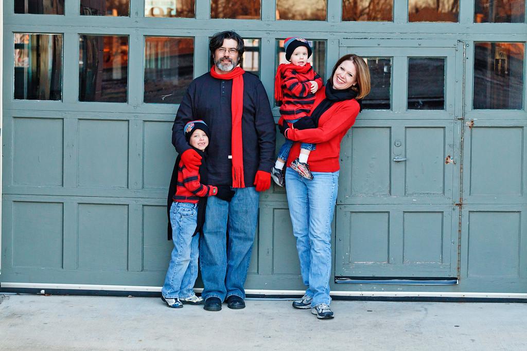 Teague Family 2012-10