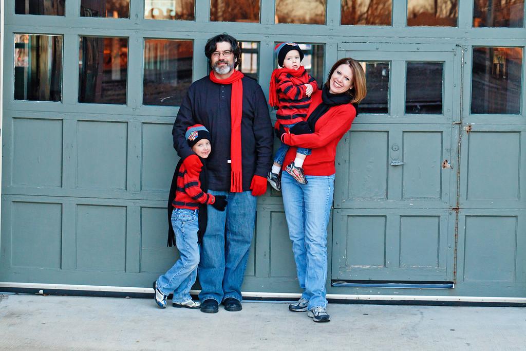 Teague Family 2012-11