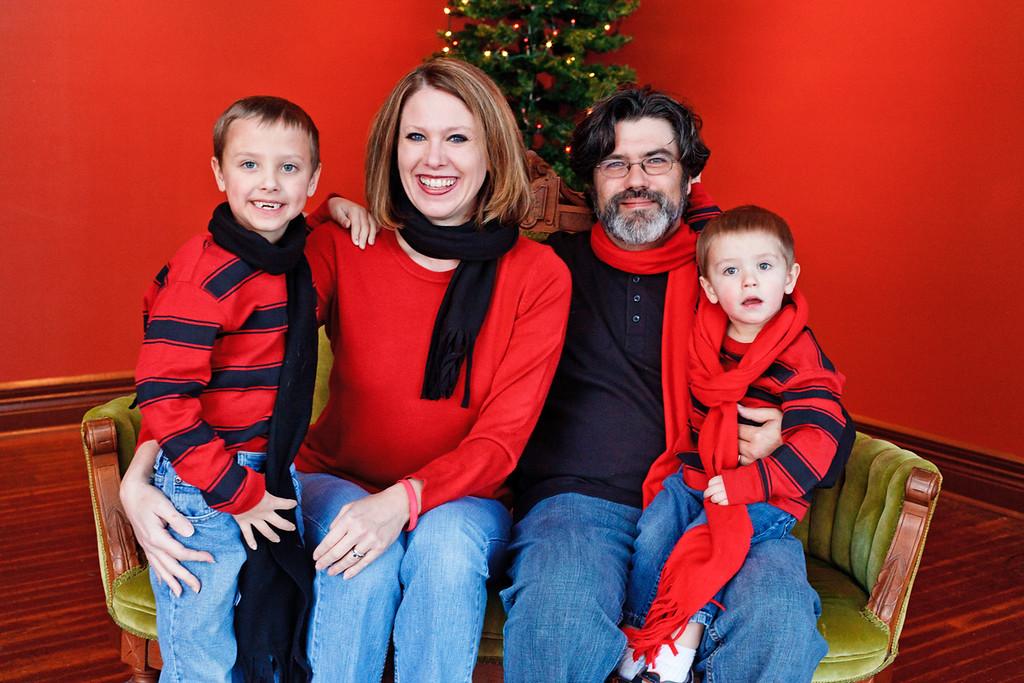 Teague Family 2012-1