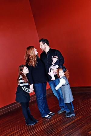 Thompson family...2011