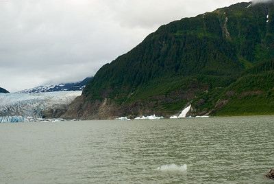 Same glacier