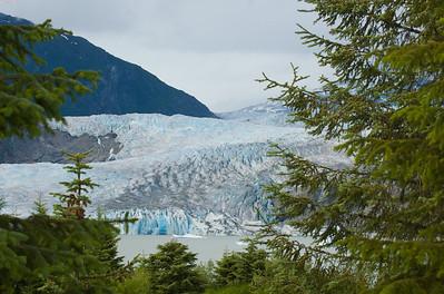 More Mendenhall glacier