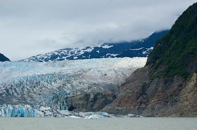Still more Mendenhall glacier