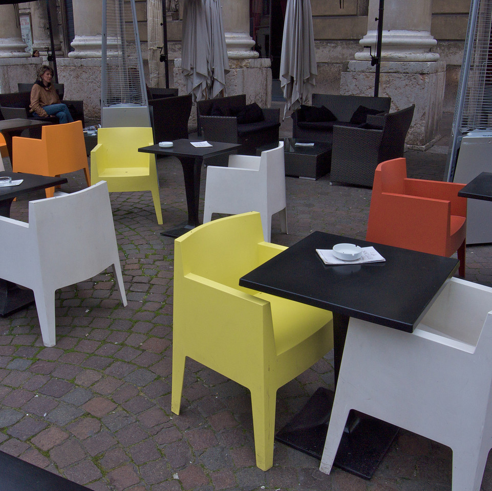 Cafe furniture - Montova (Mantua)