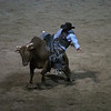The dismount, Cody Nite Rodeo, Cody WY