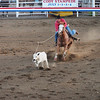 Roping,  Cody Nite Rodeo, Cody WY