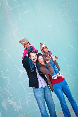 Ward family....2011