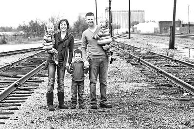 Workman family...2011