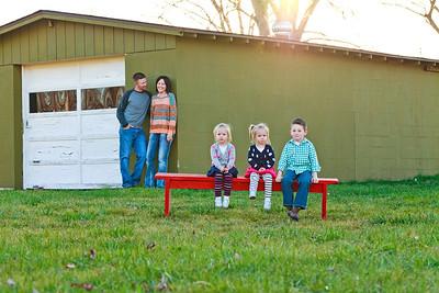 Workman family...2012