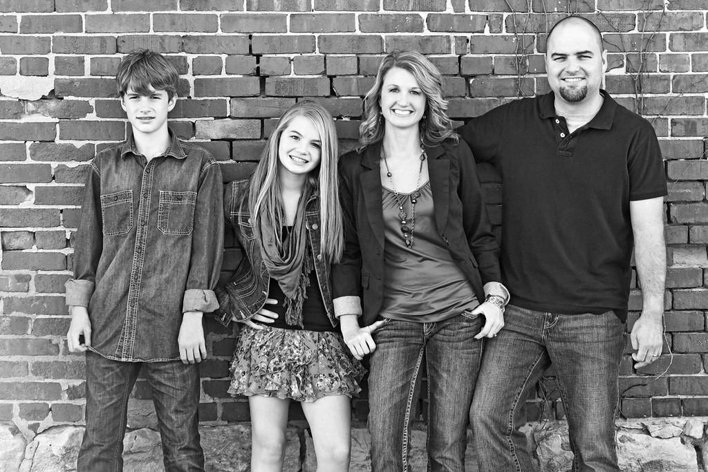 Worthy Family 10-2012-27b&w