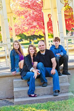 Worthy family 2012