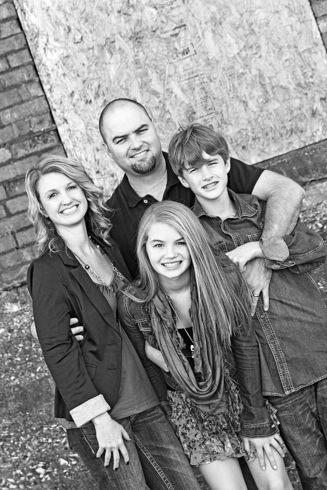 Worthy Family 10-2012-23b&w
