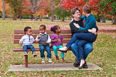 Wright family...2012