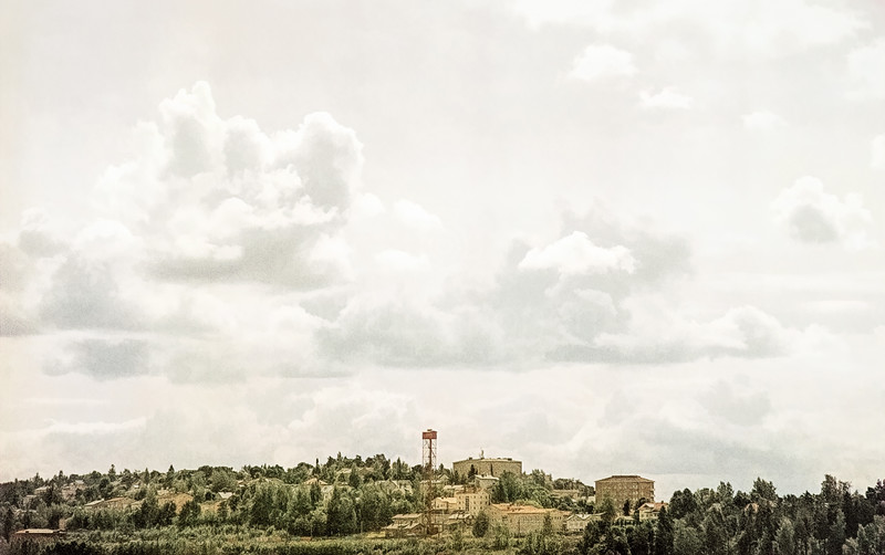 "Pispala (""Haulitorni"" the Shot tower)"