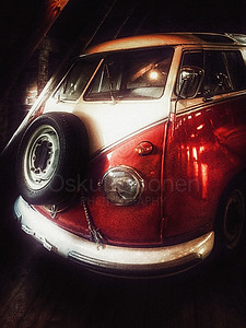 Red Beetle (Smiling)